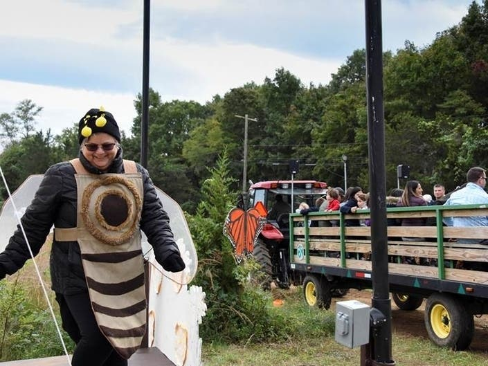 Creatures Of The Night Hayrides Return To Huber Woods