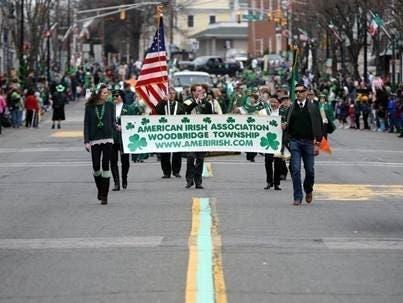 Woodbridge St. Patrick's Day Parade Is This Sunday | Woodbridge