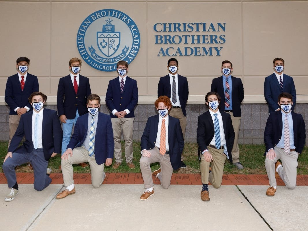 Thirteen CBA Students Commit To Division 1 College Sports