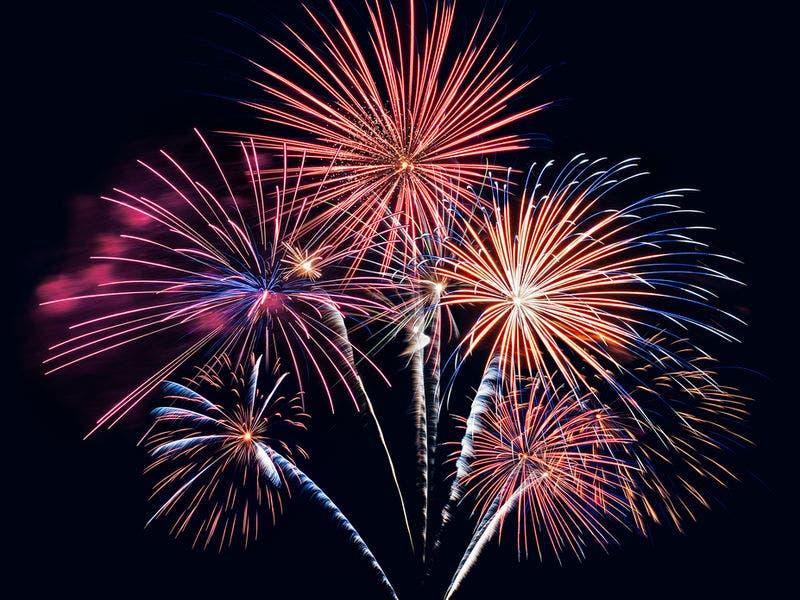 montgomery fireworks display for 2017 hillsborough nj patch