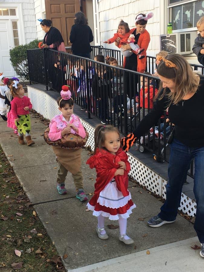Westfield Halloween Parade 2020 Westfield Kindergartners March In Halloween Parade | Westfield, NJ