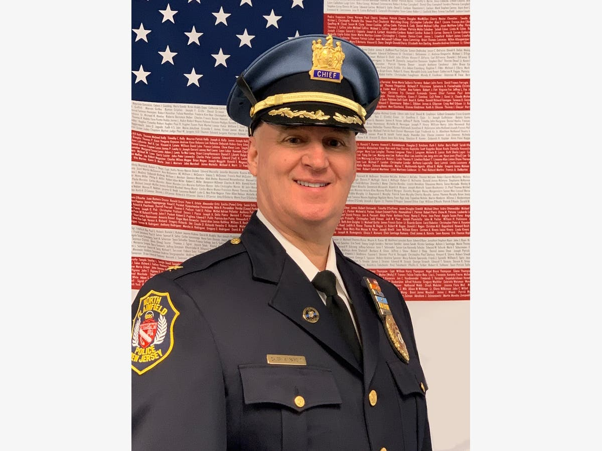 Somerset County Sheriff To Retire, Endorses N  Plainfield