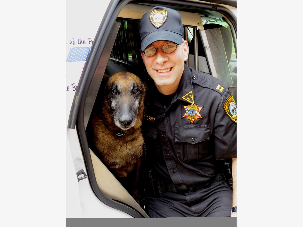 Longtime K-9 Unit Commander Runs For Somerset County Sheriff