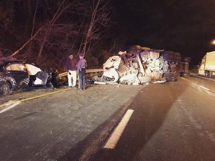Basking Ridge Woman Hurt In I-287 Truck Crash: Top News Of Week