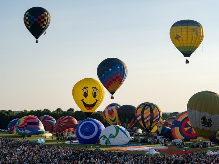 Beach Boys To Headline QuickChek NJ Festival Of Ballooning
