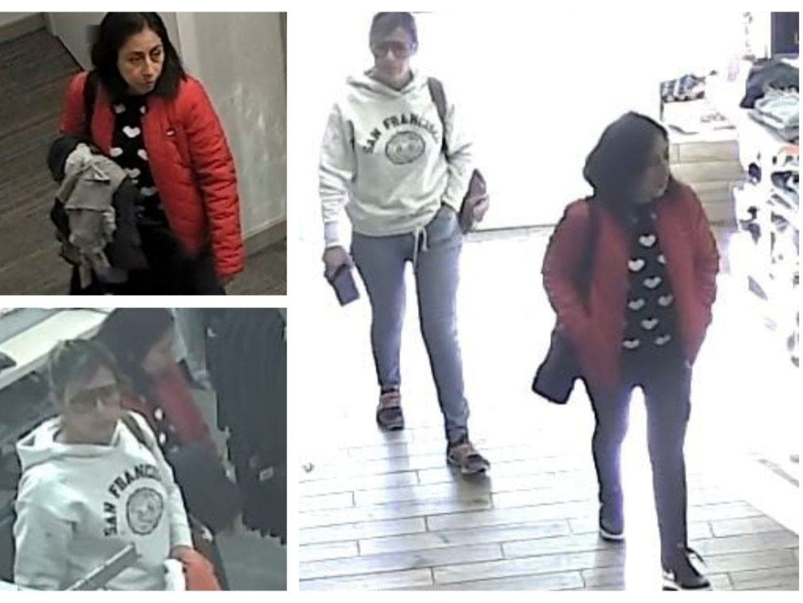 2 Women Wanted For Shoplifting: Top News Of Week - Patch.com