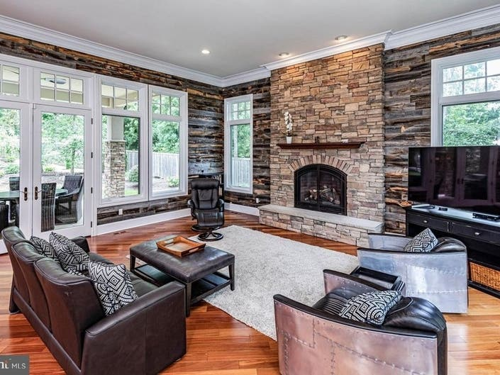 5 Homes With Cozy Fireplaces To Warm Up To In Princeton