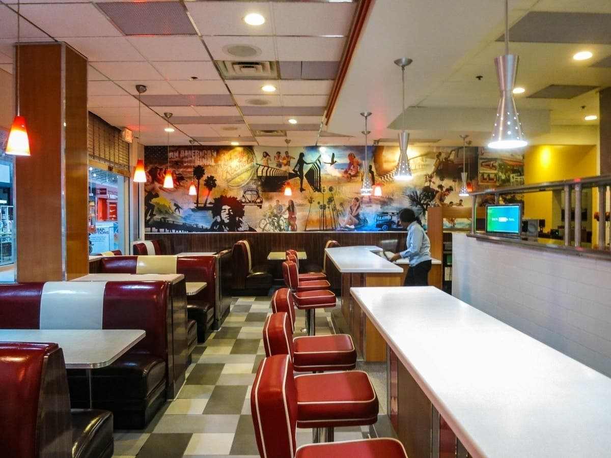 Johnny Rockets To Reopen Jersey Gardens Restaurant Clark Nj Patch