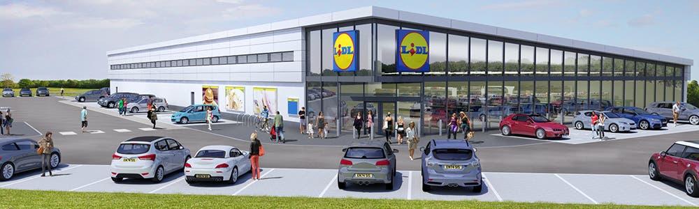 Lidl Grocery Store Coming To Douglasville | Douglasville, GA