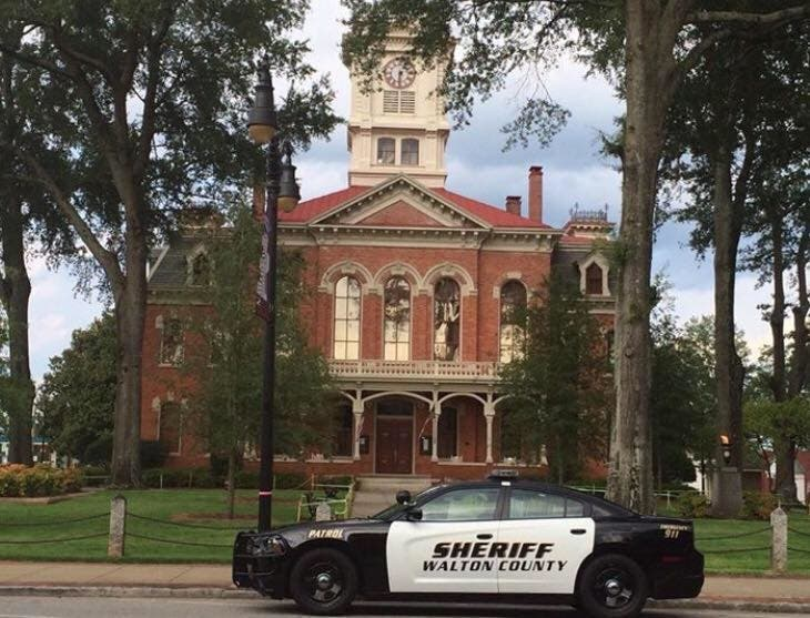 Walton County Sheriff's Report: Assault Arrest, Attempted