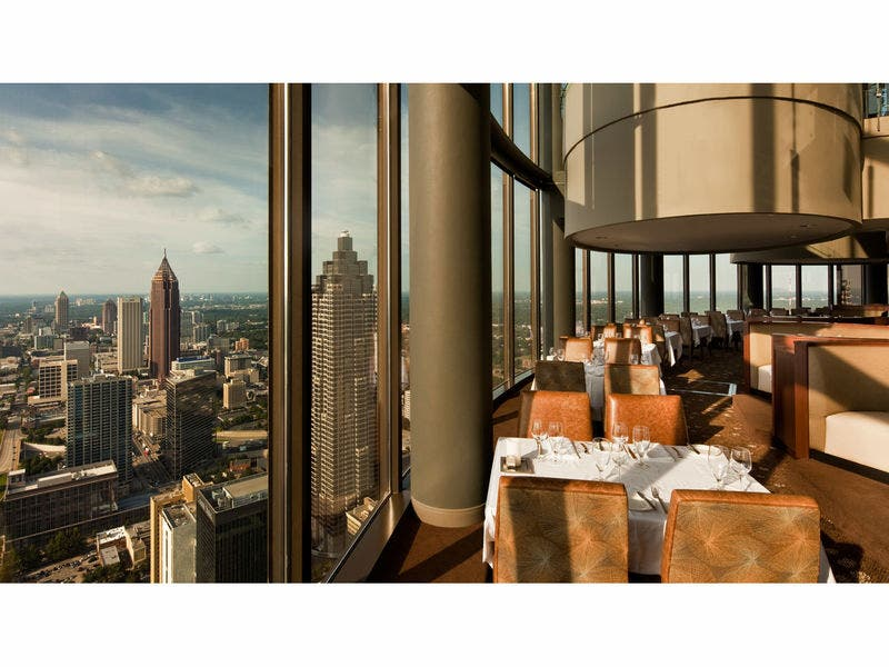 Atlanta Spot Among Nation S Most Scenic Restaurants