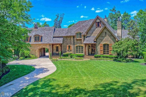 5 Nice Homes On The Water In Gwinnett Lawrenceville Ga Patch