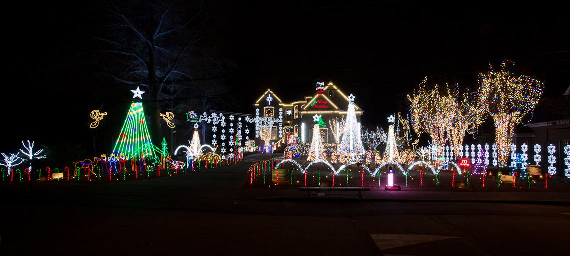 Guide To Christmas Light Displays In Metro Atlanta 2017 | Atlanta ...