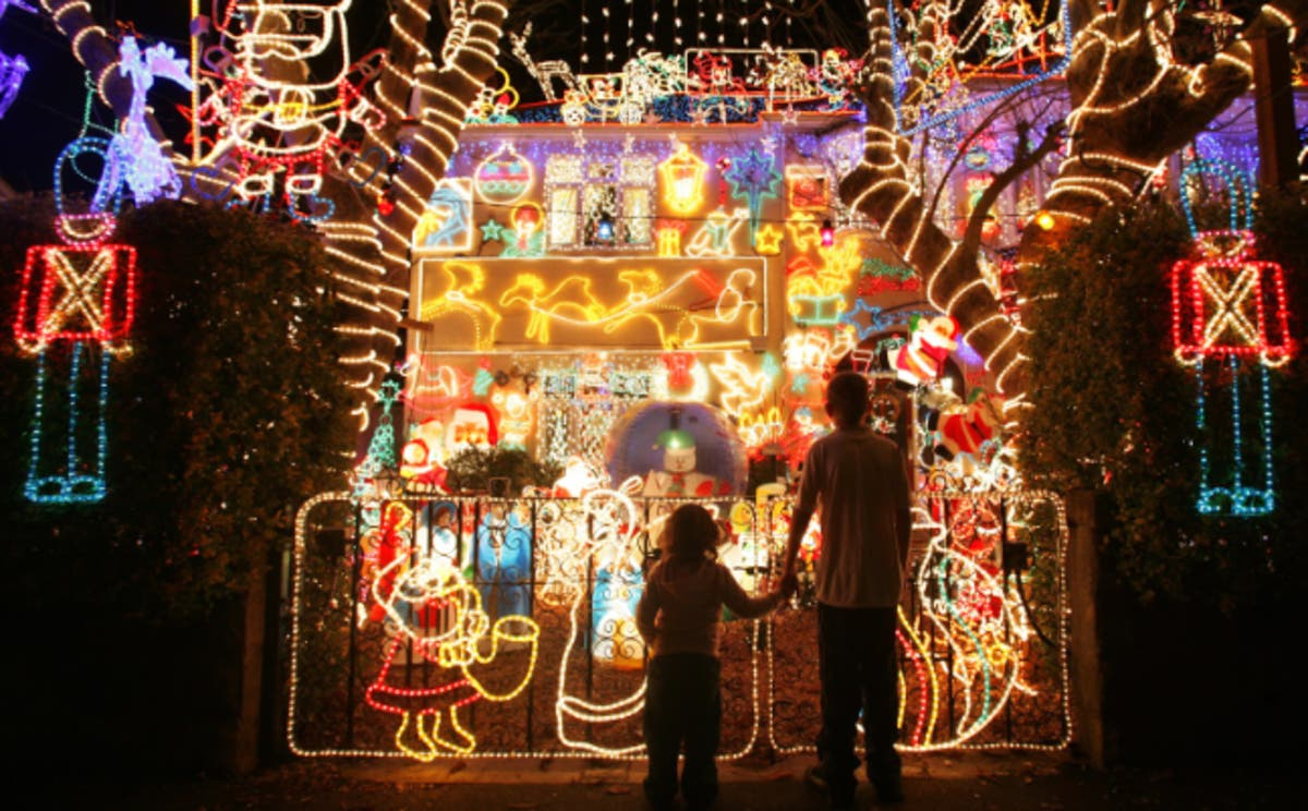 Griswold Christmas Lights.Find The Best Christmas Lights Near Warminster Warminster