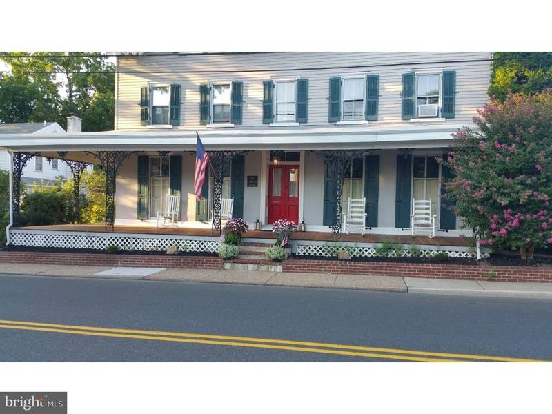 Built In 1743, One Of Hatboros Oldest Homes Is For Sale