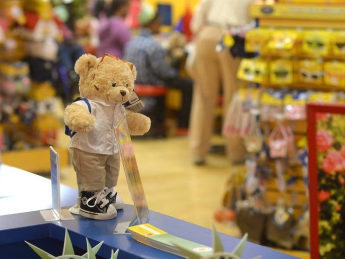 Pay Your Age Returns To Build-A-Bear With A Catch