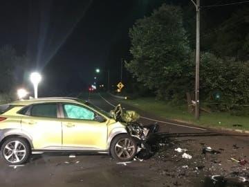 1 Killed In Street Road Crash In Southampton | Upper Southampton, PA