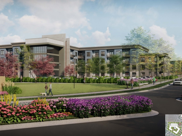 600 Apartments Proposed At Oxford Valley Mall (ICYMI)
