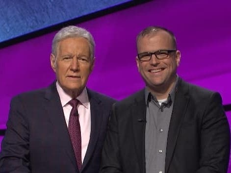 Bucks Co. Officer Wagers $4,133 On Jeopardy; Eagles Fans Know Why