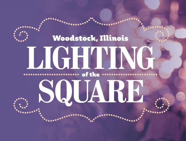Nov 29 Lighting Of The Square Crystal Lake Cary Il Patch