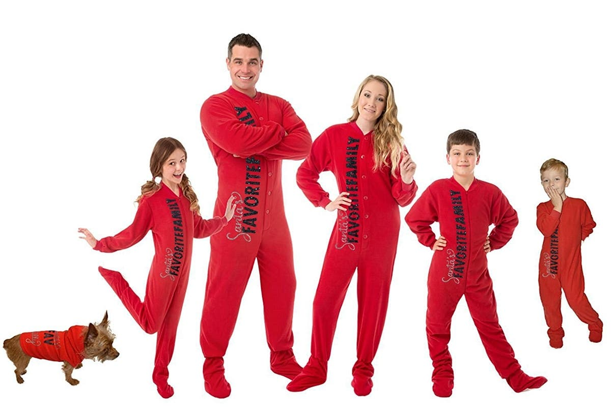 82b25b41c06e Christmas Pajamas That ll Help You Outdo The Griswolds This Year