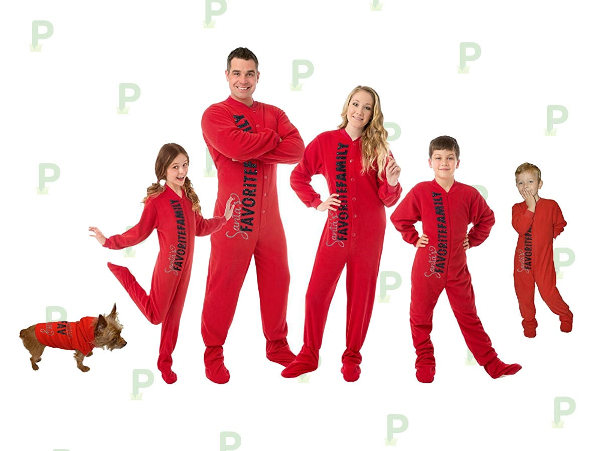 Matching Family Christmas Pajamas.Christmas Pajamas That Ll Help You Outdo The Griswolds This