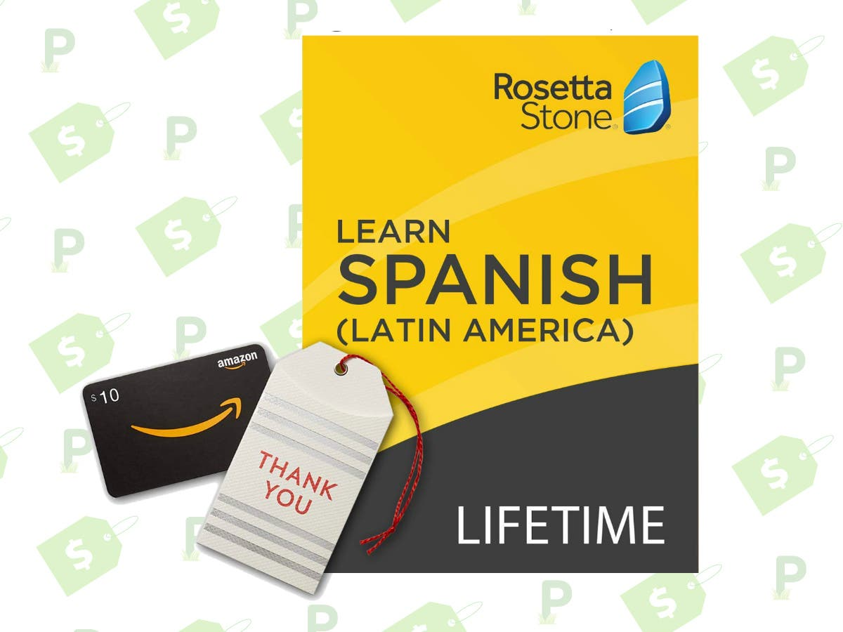 Save Big On Rosetta Stone Language Lessons — For Life