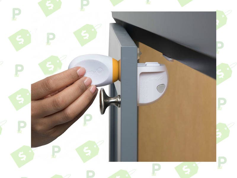 These Magnetic Locks Are The Better Way To Childproof Your Home