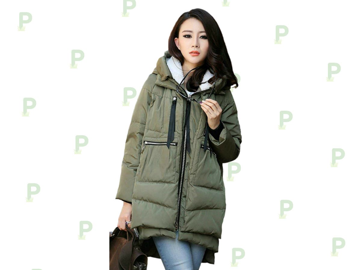 huge selection of 90b32 2eb74 This Warm Winter Jacket Might Be The 'It' Coat Of 2019 ...