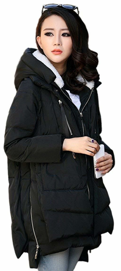 This Warm Winter Jacket Might Be The It Coat Of 2019 Dealtown
