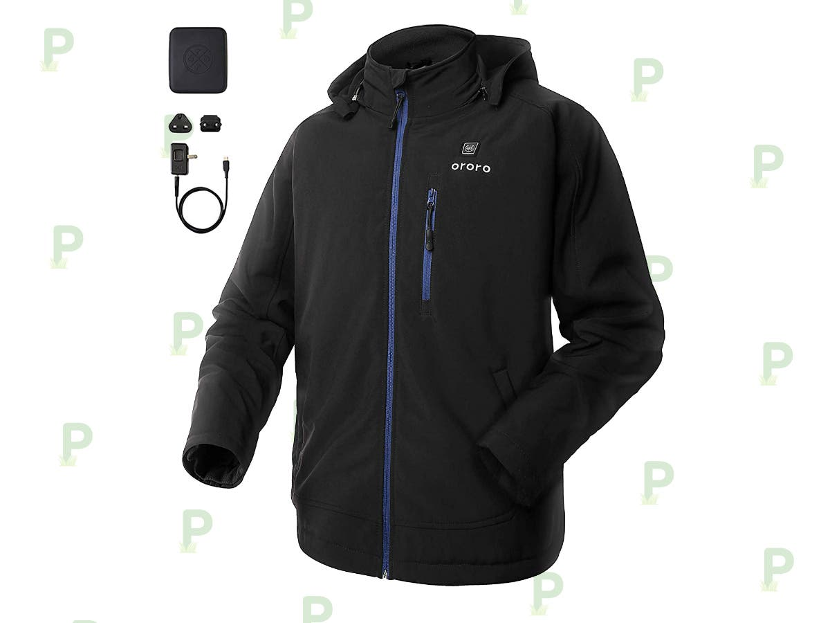 48d140a84 This Heated Jacket Is The Best Thing You'll Buy All Winter ...