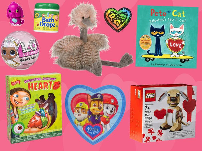 Valentine S Day 2019 The Best Gifts For Kids Dealtown Us Patch