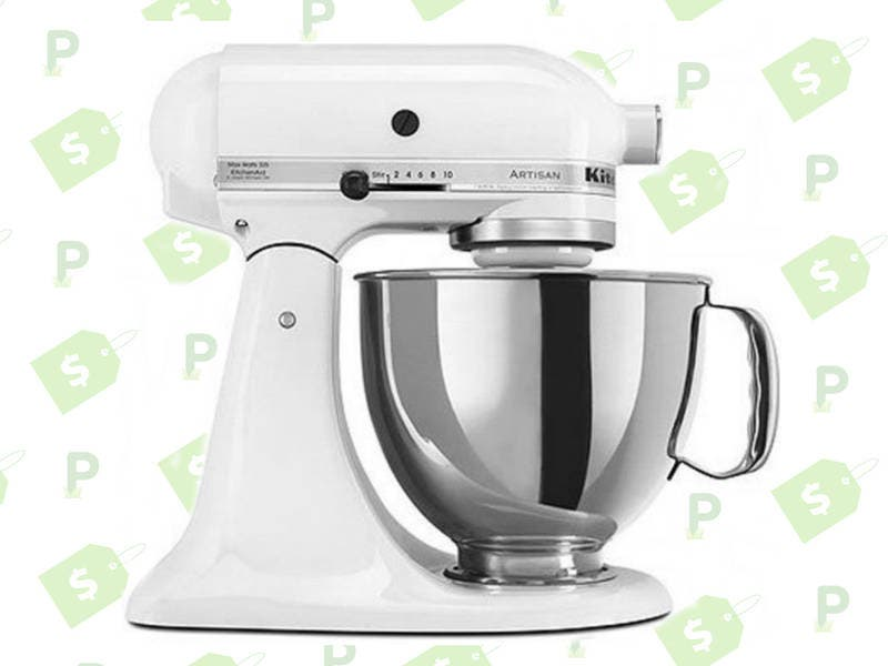 Save $130 On The KitchenAid Stand Mixer Youve Always Wanted