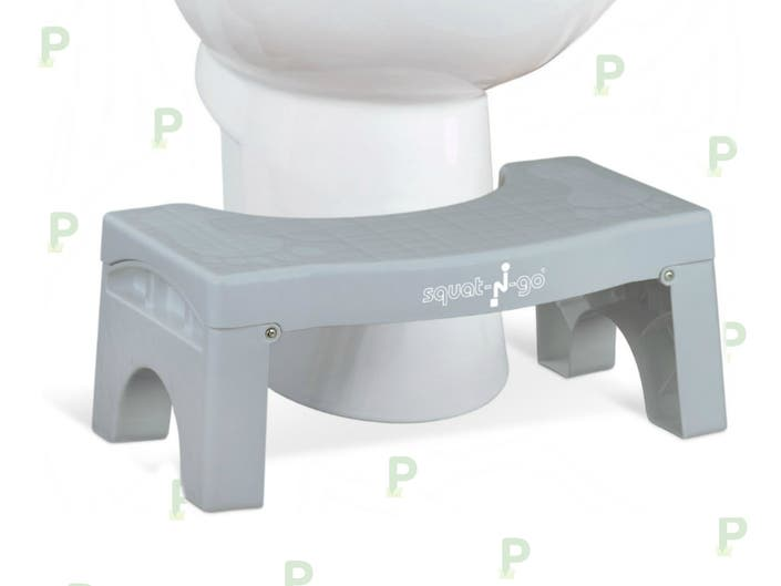 Improve Your Bathroom Experience With The Squat N Go Stool