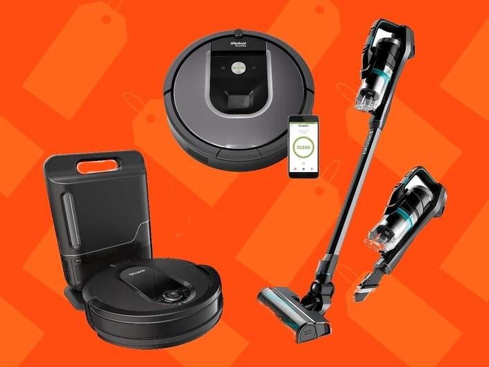 Black Friday Vacuum Deals Roomba Shark Bissell Dyson