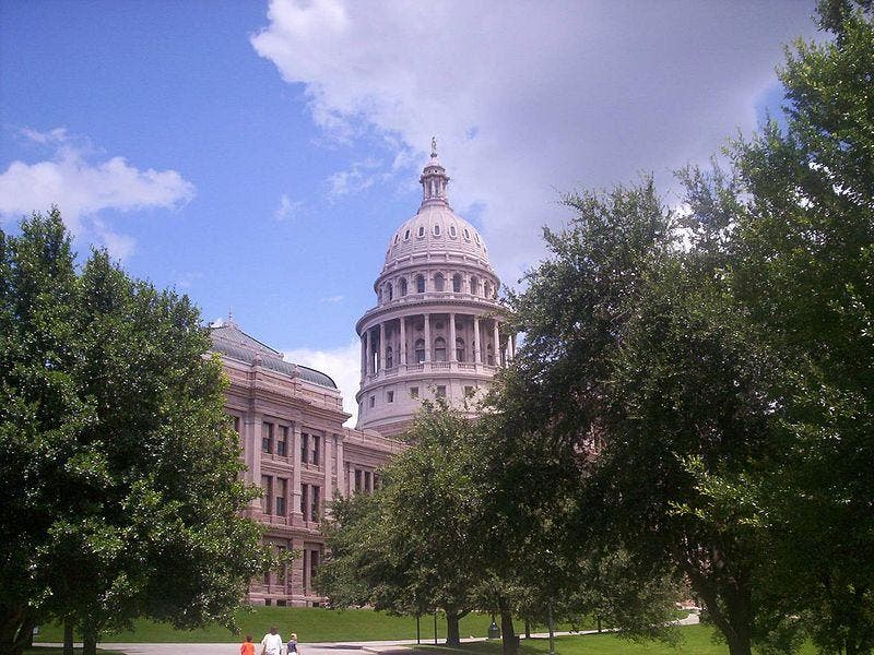 Texas Governor Names New Budget Director   Downtown Austin