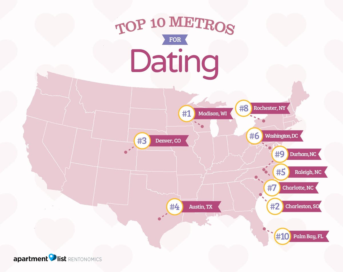 austin best city for dating