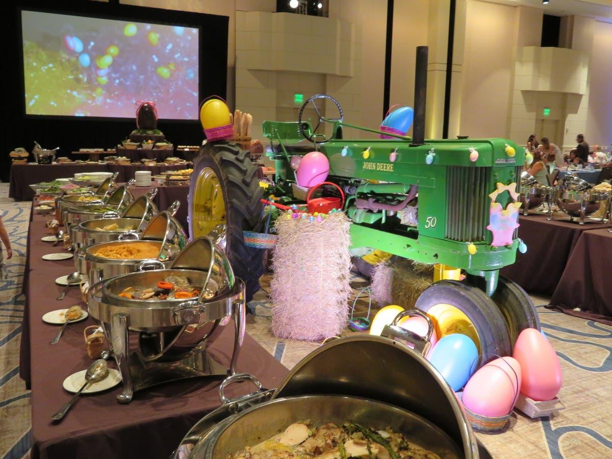 Easter Brunch Buffet At Hyatt Regency Lost Pines Resort U0026 Spa, Courtesy  Photo