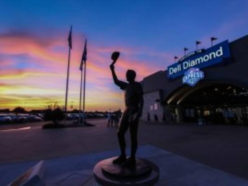Awe Inspiring Dell Diamond In Round Round Among Top Minor League Ballparks Creativecarmelina Interior Chair Design Creativecarmelinacom