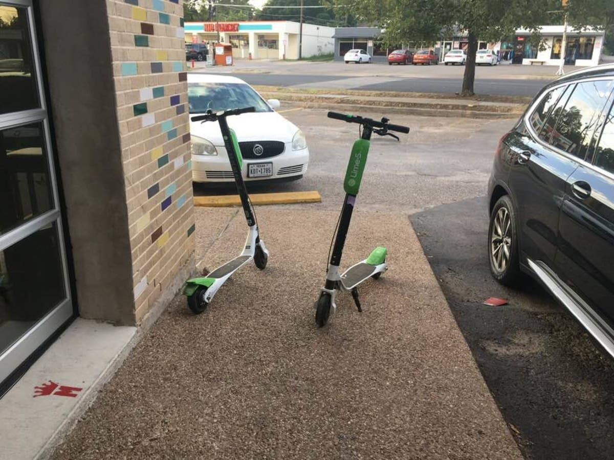Woman Hurt In S  Austin Crash Was On Scooter After All