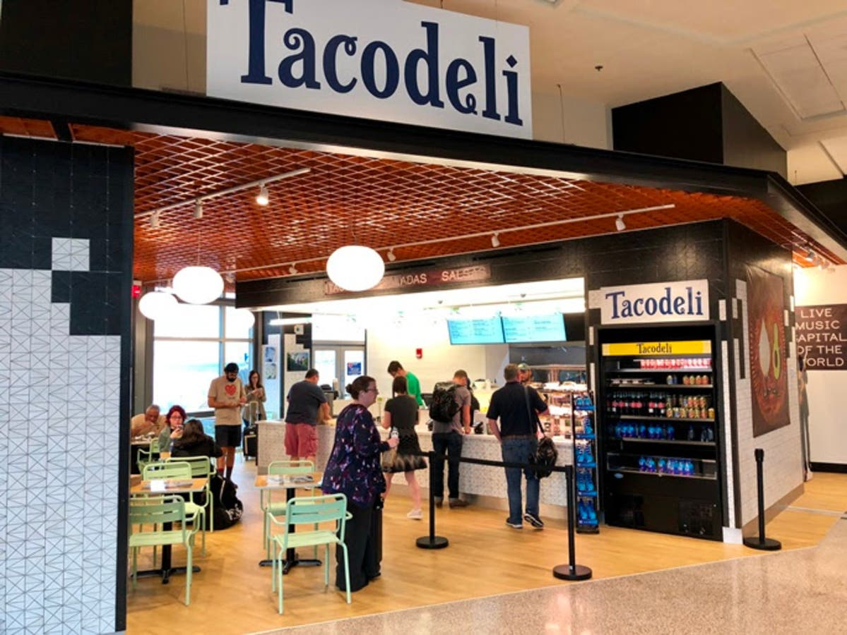Tacodeli Opens New Restaurant At Austin Airport East