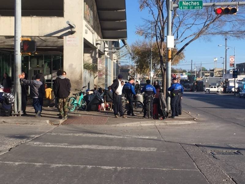 Advocates Call For Repeal Of Anti-Homeless Austin ...