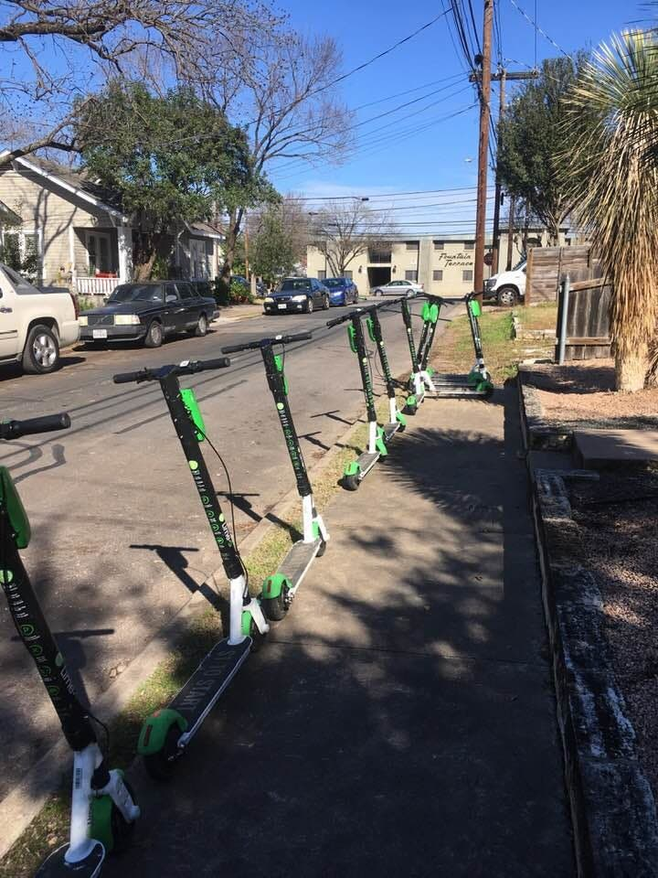 Scooter Crash Analysis Gives Glimpse Of Injuries Toll In Austin