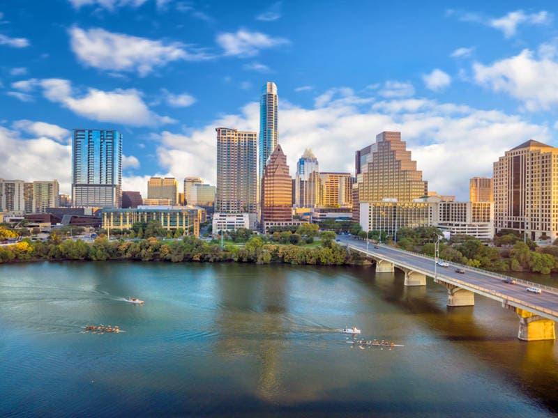 Austin-Round Rock Region Nations 3rd Fastest-Growing