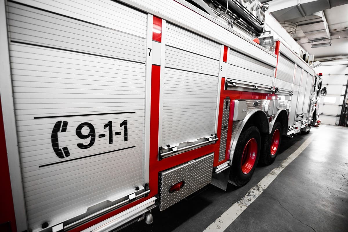 North Austin Fire Leaves Man Critically Injured North