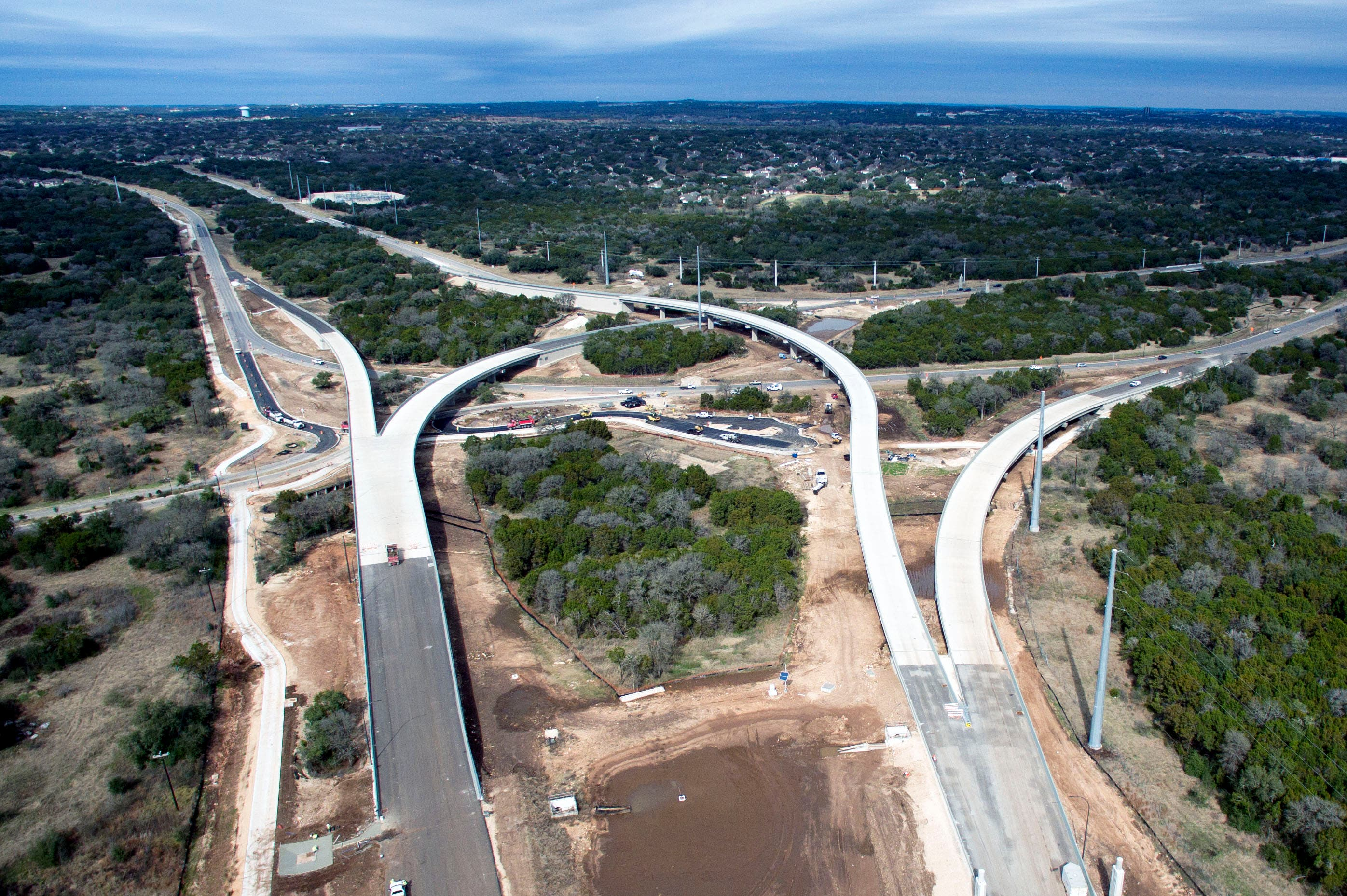 One Month In, Newly Opened SH 45 Has Austin Traffic Humming