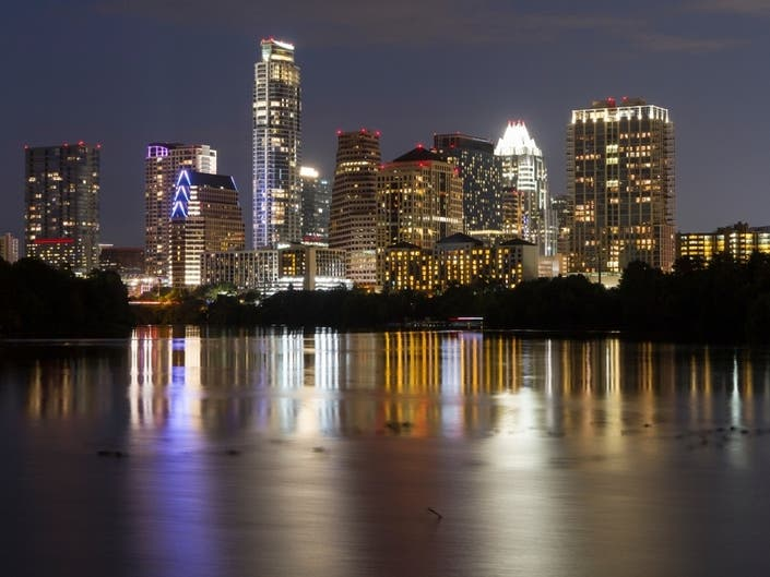 4 Texas Cities Post Biggest Population Gains In U.S.: Report