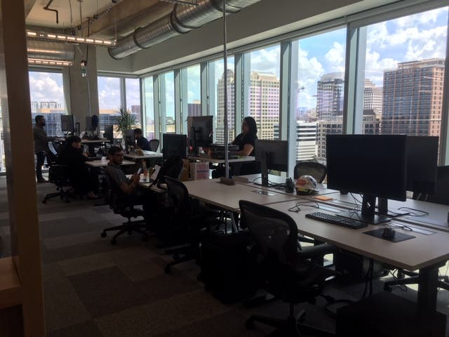 Facebook Unveils New Downtown Austin Space | Downtown Austin