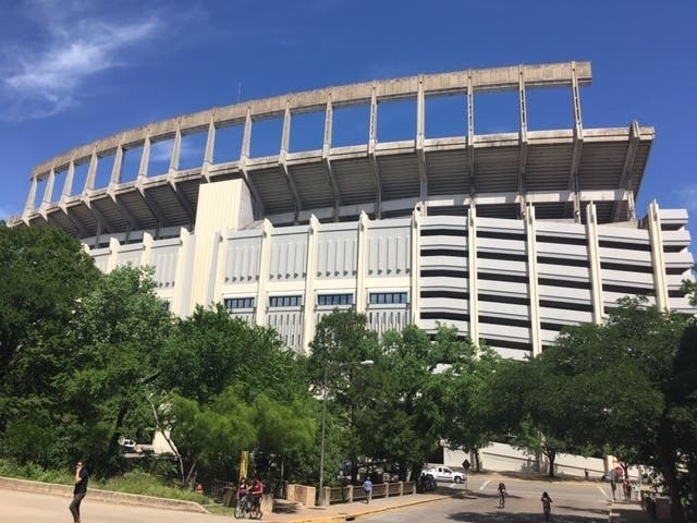 Longhorns-LSU Game Is Hottest Ticket In Austin | Downtown