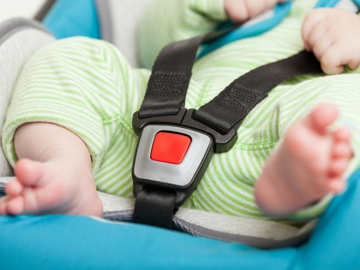 Texas Launches Child Car Seat Safety Campaign